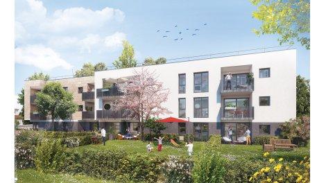 Appartement neuf Augusta éco-habitat à Pessac