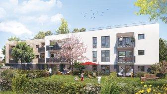 Appartements neufs Augusta éco-habitat à Pessac