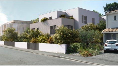 Appartement neuf Initia éco-habitat à Pessac