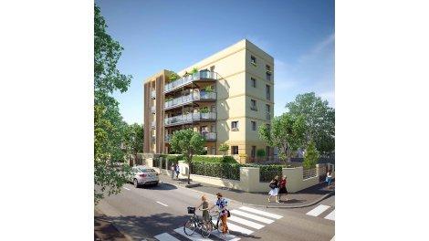 Appartement neuf Le Chant des Alouettes investissement loi Pinel à Fontenay-sous-Bois
