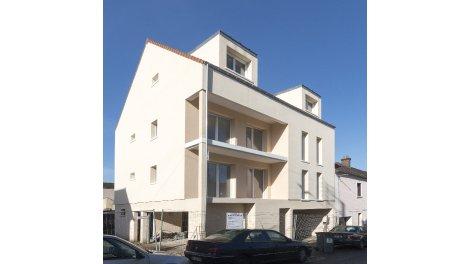 Appartements neufs Le Robinson éco-habitat à Corbeil-Essonnes