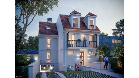 eco habitat neuf à Fontenay-sous-Bois