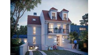 Appartements neufs Le VH2 investissement loi Pinel à Fontenay-sous-Bois