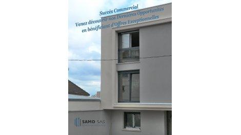 Maisons neuves Curie 2 à Fontenay-sous-Bois