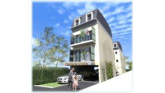 Appartements neufs Ampere investissement loi Pinel à Fontenay-sous-Bois