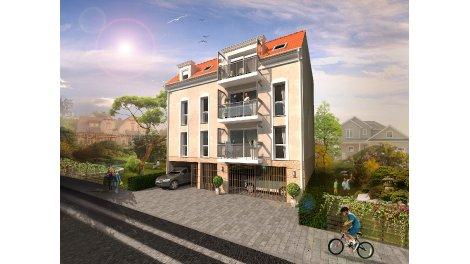 Appartement neuf Fontaine à Fontenay-sous-Bois