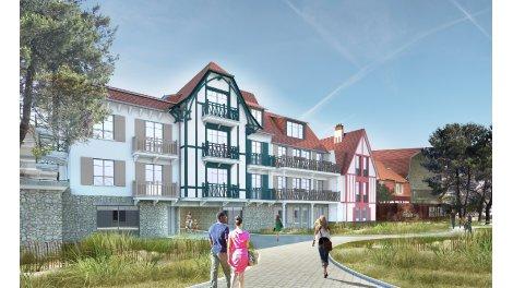 Appartement neuf Windsor éco-habitat à Le Touquet Paris Plage