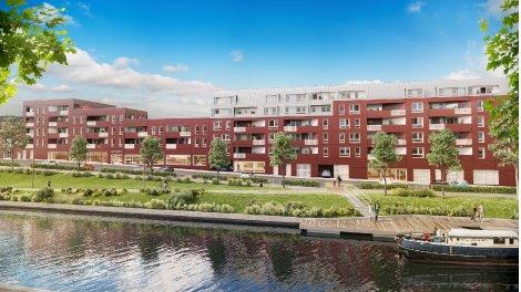 Appartement neuf Es_ko éco-habitat à Valenciennes