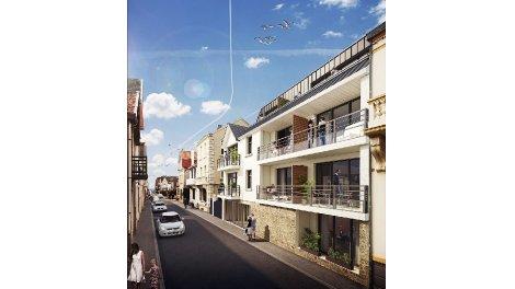 Appartement neuf Villa Clarence éco-habitat à Wimereux