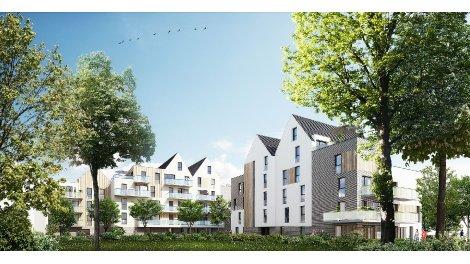 Appartement neuf Carre Lafontaine éco-habitat à Wimereux