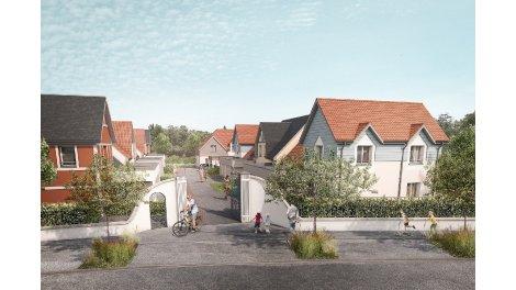 Maisons neuves Berck Harmonie éco-habitat à Berck