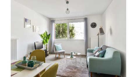 Appartement neuf Le Rex éco-habitat à Armentières
