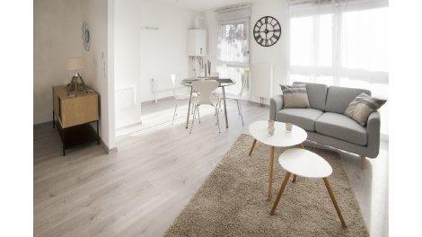 Appartement neuf Les Residences Wellington éco-habitat à Arras