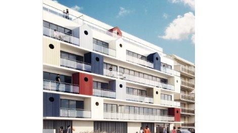 Appartement neuf Julia éco-habitat à Neufchâtel-Hardelot