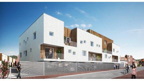immobilier ecologique à Lys-Lez-Lannoy