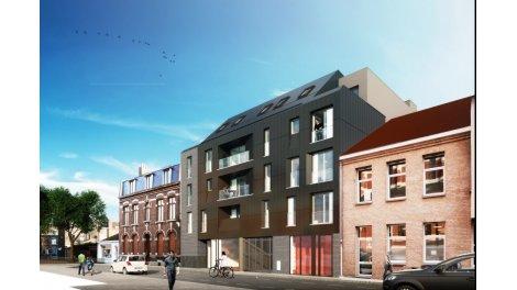 Appartement neuf Le Parvis éco-habitat à Lille