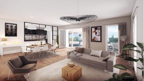 Appartement neuf Clos Sainte Marie éco-habitat à Bondues