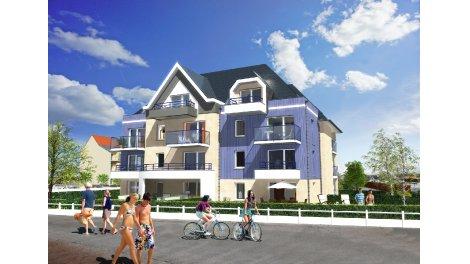 Appartement neuf Les Villas des Tamaris éco-habitat à Berck