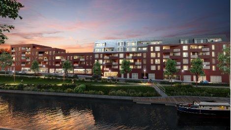 investir dans l'immobilier à Valenciennes