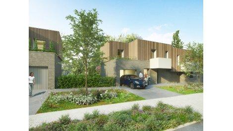 Appartement neuf Kanopee éco-habitat à Haubourdin