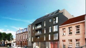 Appartements neufs Le Parvis éco-habitat à Lille