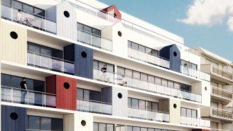"Programme immobilier du mois ""Julia"" - Neufchâtel-Hardelot"