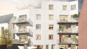 Appartements neufs Le Rex éco-habitat à Armentières