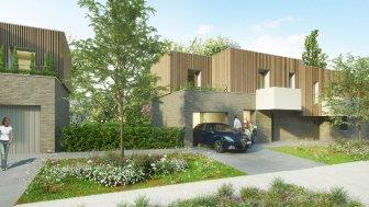 Appartements neufs Kanopee éco-habitat à Haubourdin