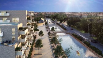 Appartements neufs Equinox éco-habitat à Tourcoing