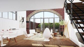 Maisons neuves Onirique à Lille