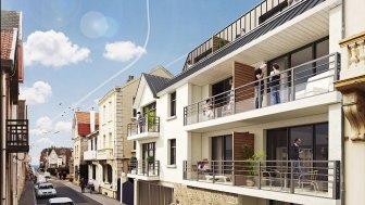 Appartements neufs Villa Clarence investissement loi Pinel à Wimereux