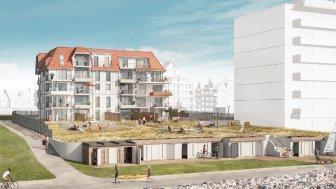 Appartements neufs L'Hermione à Neufchâtel-Hardelot