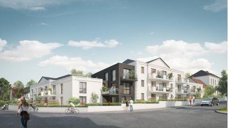 Appartement neuf Le Carre de l'Orme éco-habitat à Saint-Martin-Boulogne