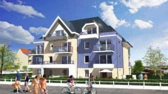 Appartements neufs Les Villas des Tamaris investissement loi Pinel à Berck