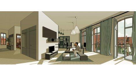 appartement neuf à Douai