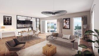 Appartements neufs Clos Sainte Marie éco-habitat à Bondues