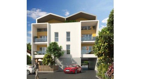 Appartement neuf Topaze éco-habitat à Cenon