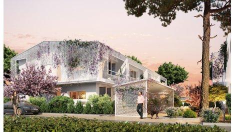 Appartement neuf Distinction éco-habitat à Mérignac