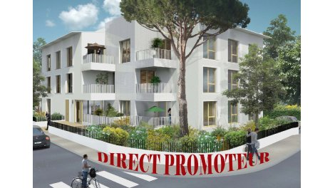 Appartement neuf Villa Serena éco-habitat à Pessac