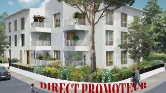 Appartements neufs Villa Serena éco-habitat à Pessac