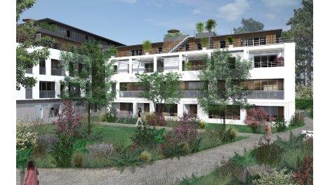 Appartement neuf Edonya éco-habitat à La Teste de Buch