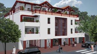 Appartements neufs Kwyver éco-habitat à Biscarrosse