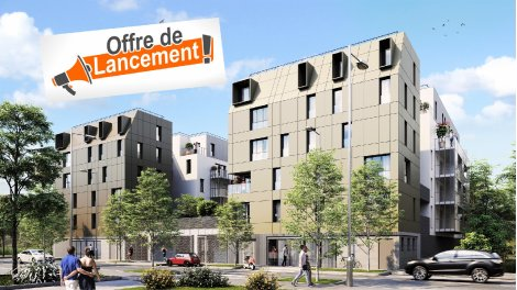 Appartement neuf Res Lys'a à Lormont