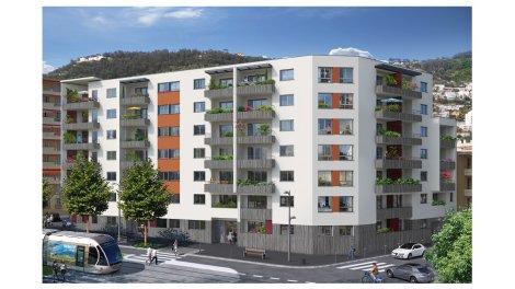 Appartement neuf Esprit Saint-Roch éco-habitat à Nice