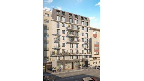 Appartement neuf Nouvelle Ère à Clichy