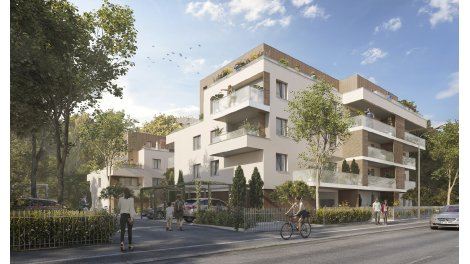 Appartement neuf Le Parc des Ciriers éco-habitat à Strasbourg
