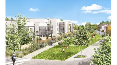 Appartements et maisons neuves Villa Natur' investissement loi Pinel à Dardilly