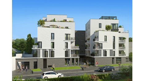 Appartement neuf Aveni'r éco-habitat à Rueil-Malmaison