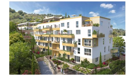 Appartement neuf Esprit Sud à Cagnes-sur-Mer