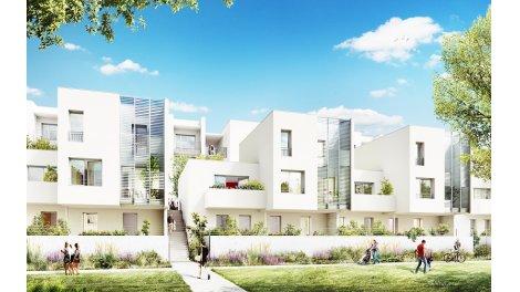Appartement neuf Esprit Vert éco-habitat à Vaulx-en-Velin